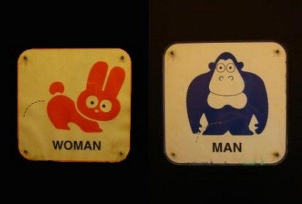 Les logos de WC à chier 3