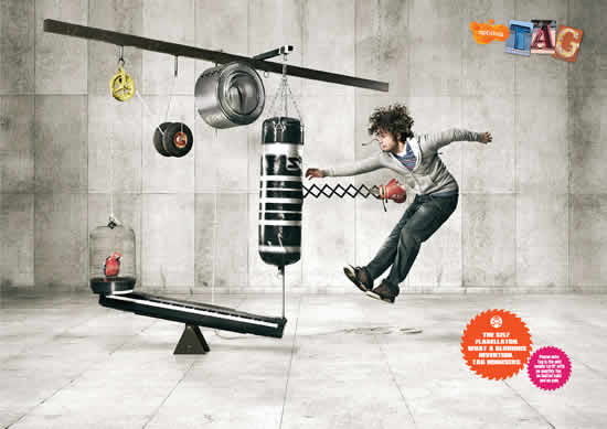 66 publicités créatives et fun de Mai 2010 22