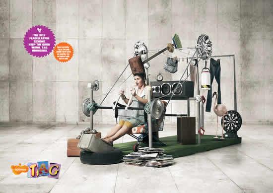 66 publicités créatives et fun de Mai 2010 21