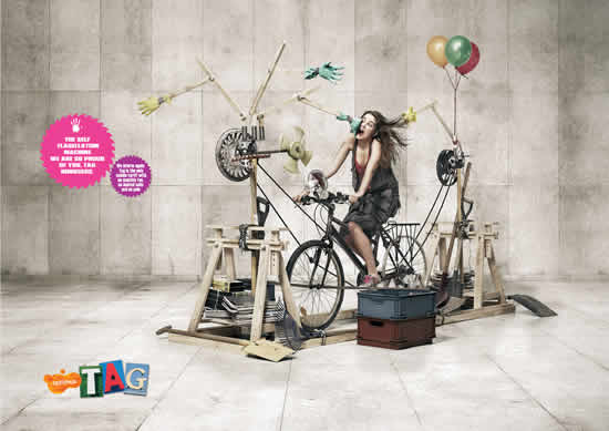 66 publicités créatives et fun de Mai 2010 20