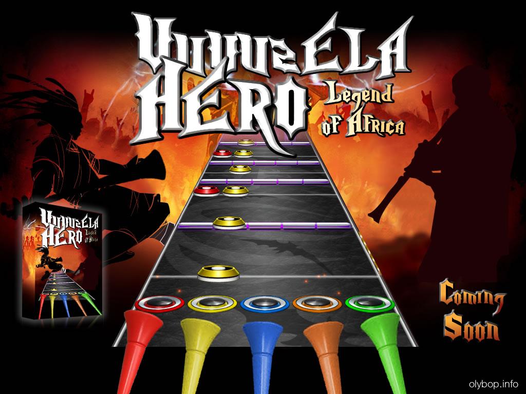 Vuvuzela Hero - Legend of Africa  1