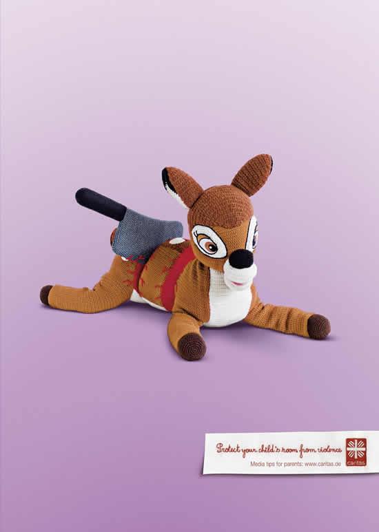 70+ publicités designs et créatives de Juillet 2010 52