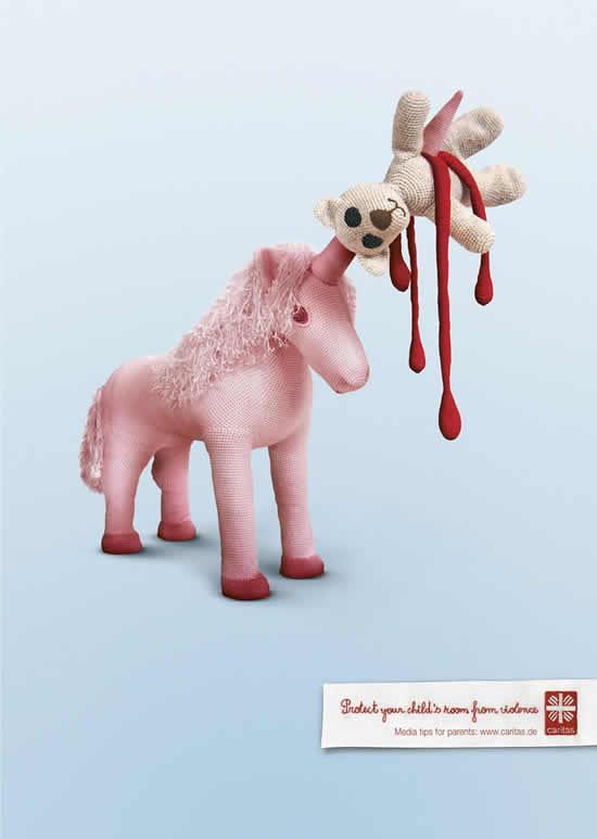70+ publicités designs et créatives de Juillet 2010 51