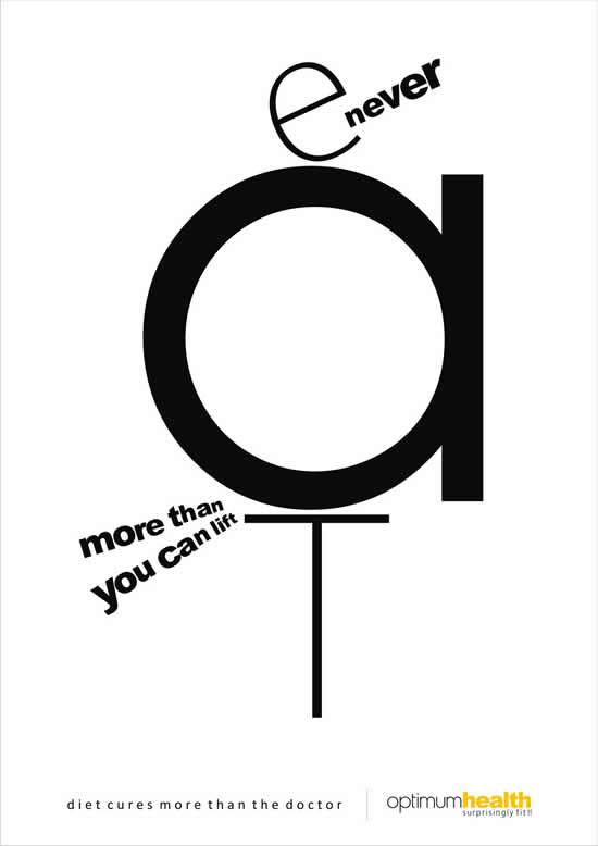 70+ publicités designs et créatives de Juillet 2010 68