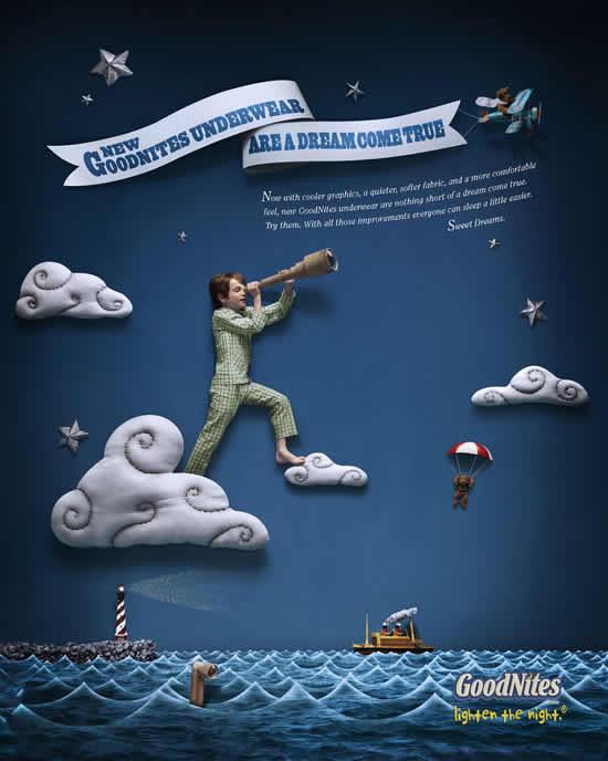 70+ publicités designs et créatives de Juillet 2010 43