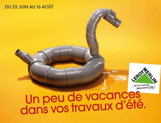 70+ publicités designs et créatives de Juillet 2010 67