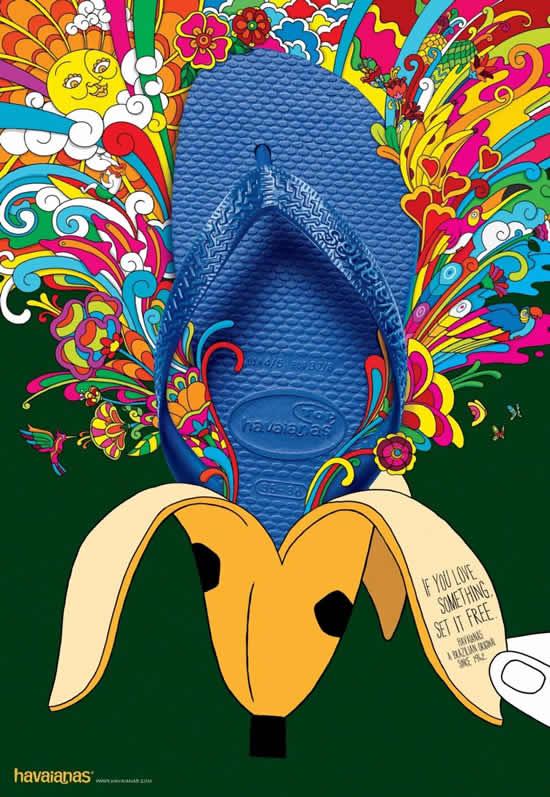 70+ publicités designs et créatives de Juillet 2010 38