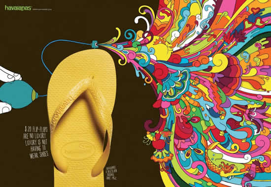 70+ publicités designs et créatives de Juillet 2010 37