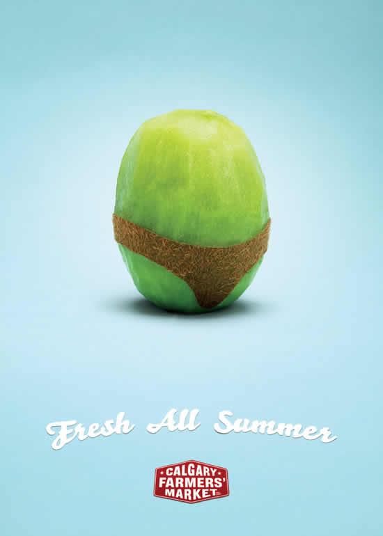 70+ publicités designs et créatives de Juillet 2010 36