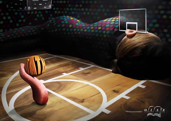 70+ publicités designs et créatives de Juillet 2010 27