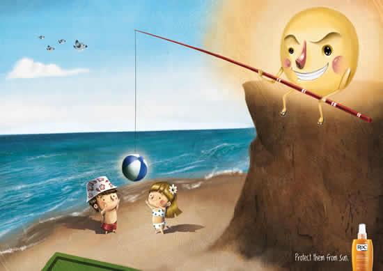 70+ publicités designs et créatives de Juillet 2010 20