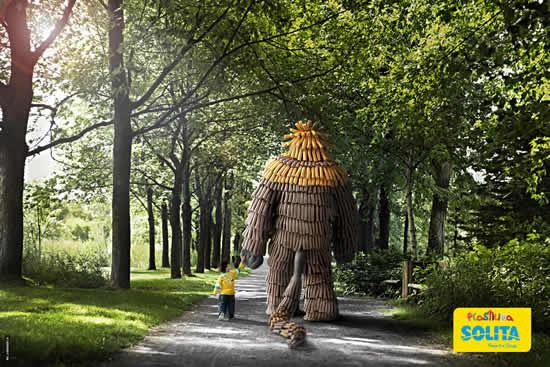 70+ publicités designs et créatives de Juillet 2010 64