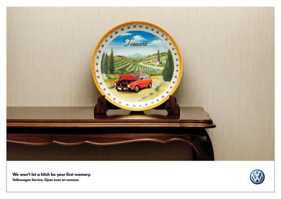 70+ publicités designs et créatives de Juillet 2010 1