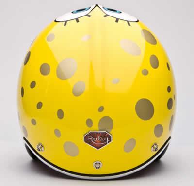 Le casque design Bob L'éponge 2