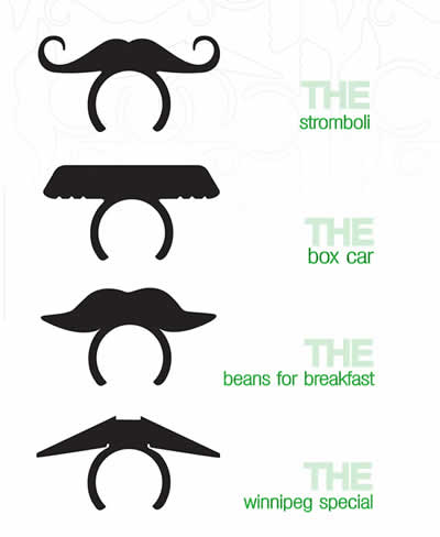 Des moustaches designs et créatives 4