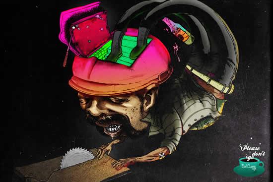 78+ publicités designs et créatives de Aout 2010 68