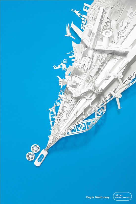 78+ publicités designs et créatives de Aout 2010 62