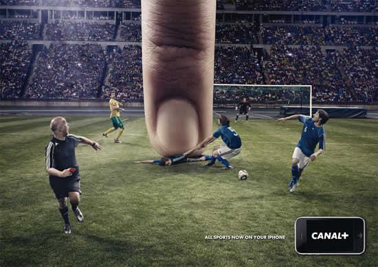 78+ publicités designs et créatives de Aout 2010 58