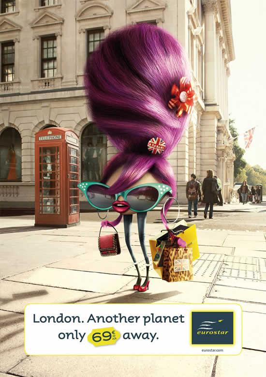 78+ publicités designs et créatives de Aout 2010 44