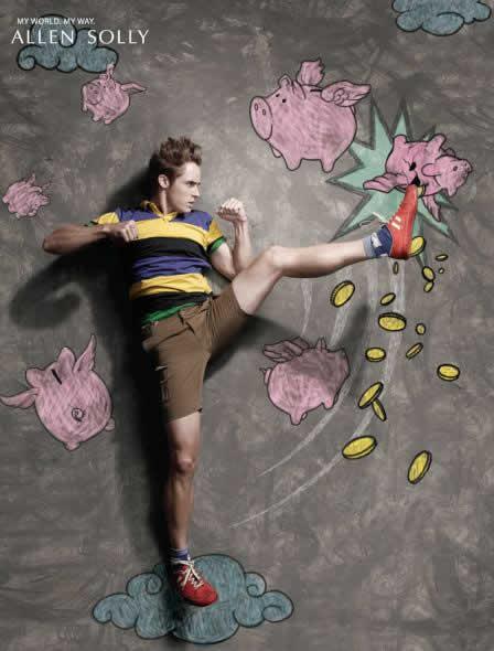 78+ publicités designs et créatives de Aout 2010 76