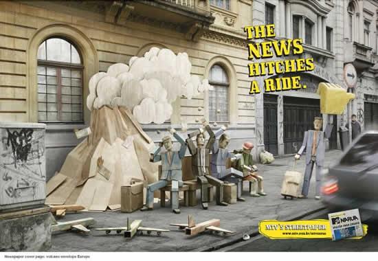78+ publicités designs et créatives de Aout 2010 28