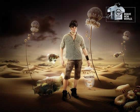 78+ publicités designs et créatives de Aout 2010 18
