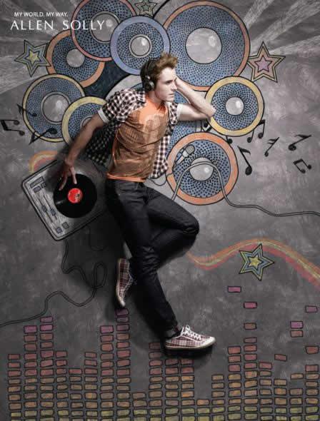 78+ publicités designs et créatives de Aout 2010 71