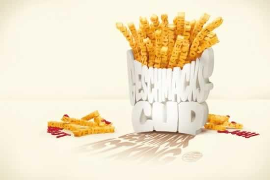 69+ publicités designs et créatives de Septembre 2010 54