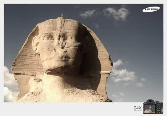 69+ publicités designs et créatives de Septembre 2010 51