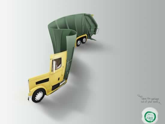 69+ publicités designs et créatives de Septembre 2010 49