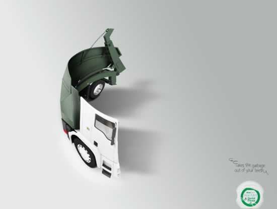 69+ publicités designs et créatives de Septembre 2010 48