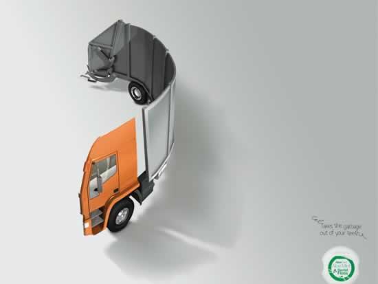 69+ publicités designs et créatives de Septembre 2010 47