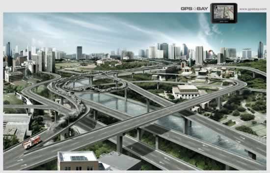 69+ publicités designs et créatives de Septembre 2010 39