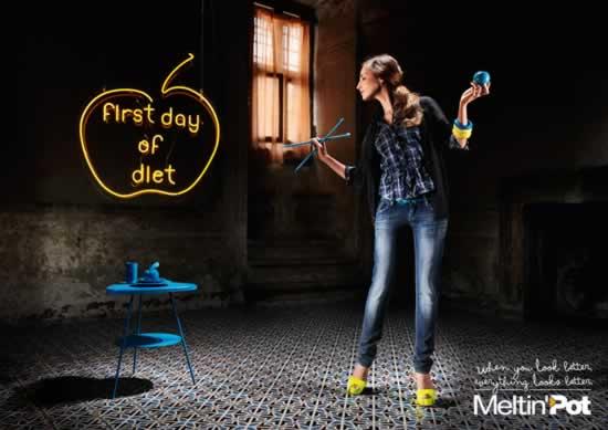 69+ publicités designs et créatives de Septembre 2010 30