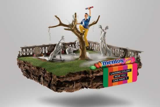 69+ publicités designs et créatives de Septembre 2010 27