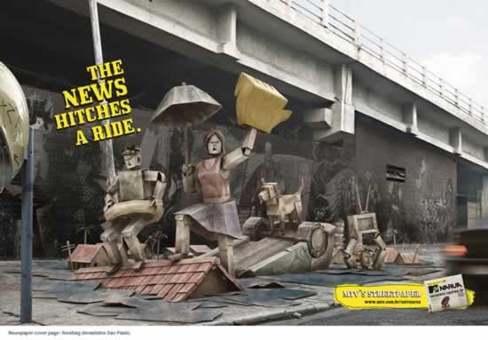 69+ publicités designs et créatives de Septembre 2010 25