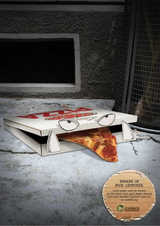 69+ publicités designs et créatives de Septembre 2010 22