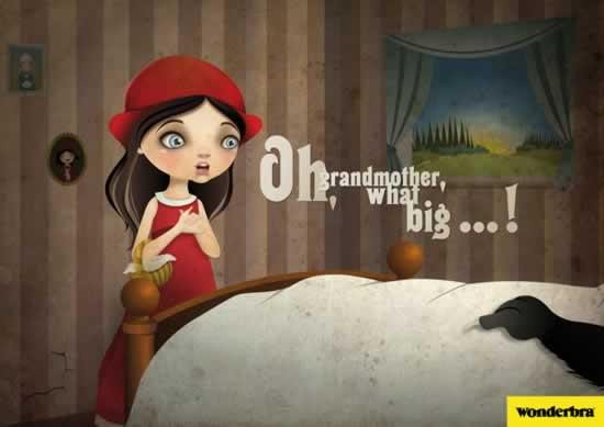 69+ publicités designs et créatives de Septembre 2010 2