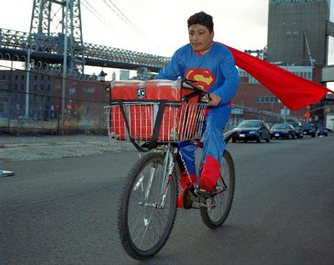 Quels boulots pour nos SuperHéros ! par Dulce Pinzon 3