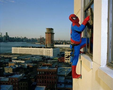 Quels boulots pour nos SuperHéros ! par Dulce Pinzon 2