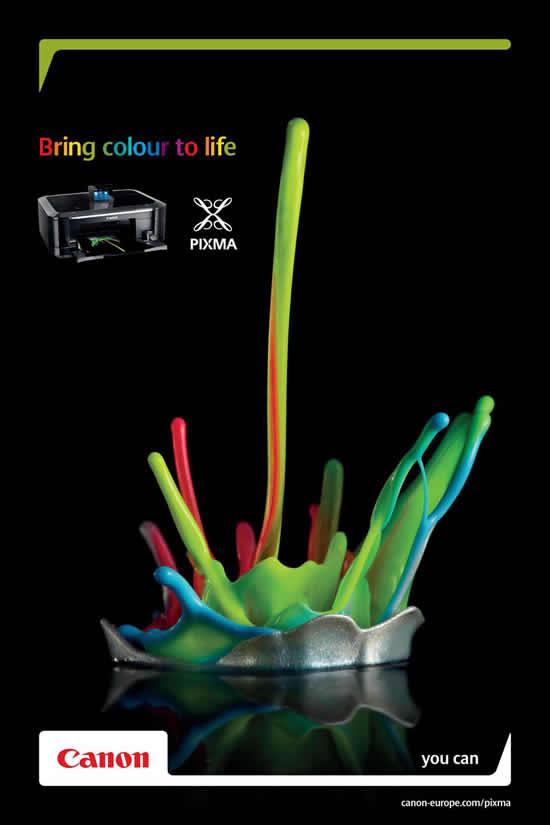 61+ publicités designs et créatives d'octobre 2010 48