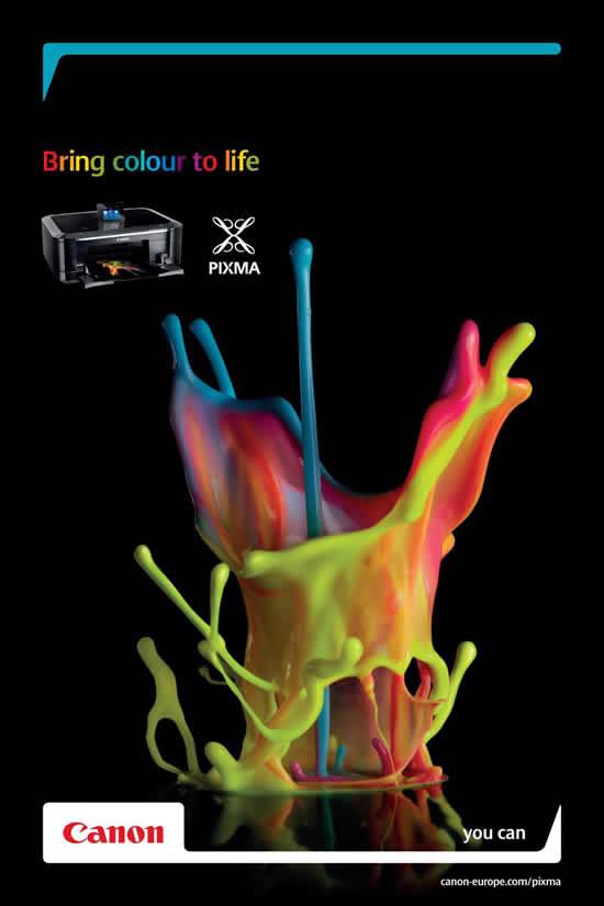 61+ publicités designs et créatives d'octobre 2010 47