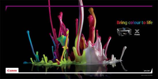 61+ publicités designs et créatives d'octobre 2010 46