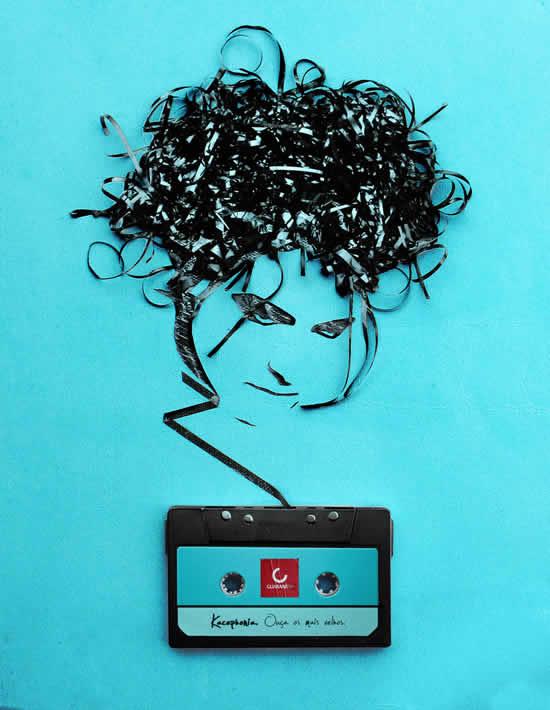 61+ publicités designs et créatives d'octobre 2010 33