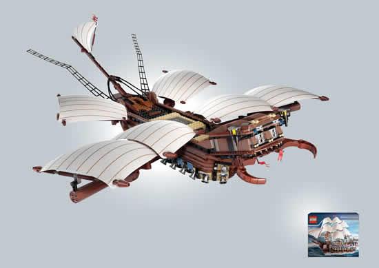 61+ publicités designs et créatives d'octobre 2010 31