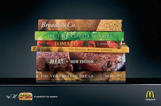 61+ publicités designs et créatives d'octobre 2010 21