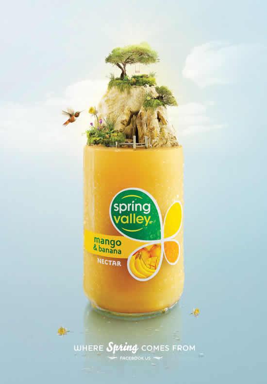 61+ publicités designs et créatives d'octobre 2010 14