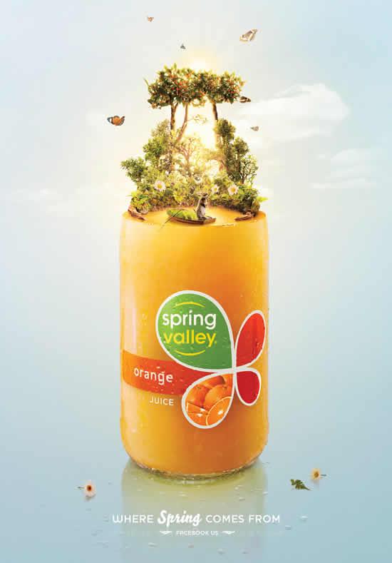 61+ publicités designs et créatives d'octobre 2010 13