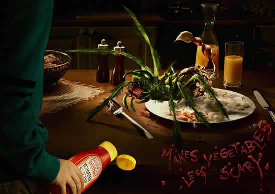 61+ publicités designs et créatives d'octobre 2010 5