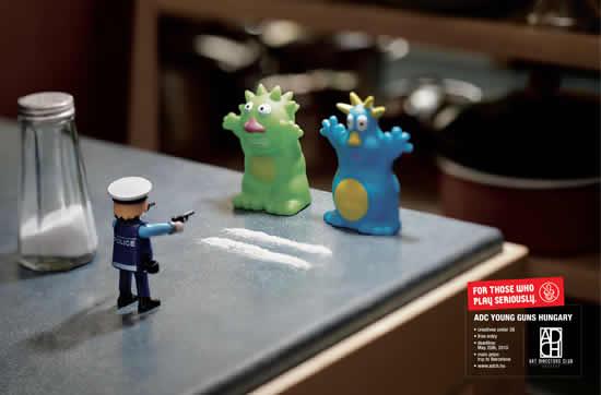 61+ publicités designs et créatives d'octobre 2010 52